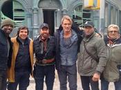 Primera foto Chuck Norris 'The Expendables
