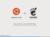 Ubuntu GNOME Shell Remix, sabor 100% Gnome