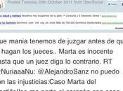 Alejandrosanz: Cachondeo Twitter costa Alejandro Sanz. Explicación