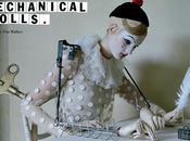 Mechanical Dolls Walker