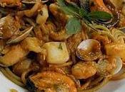 Spaghetti 'Frutti Mare' aroma Albahaca