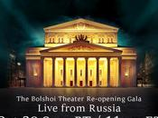 Bolshoi theater re-opening gala, also youtube arte