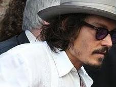 Johnny Depp casi estrella