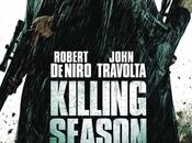Robert Niro John Travolta juntos Killing Season