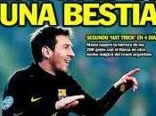 Messi: tres miradas cielo Praga linda