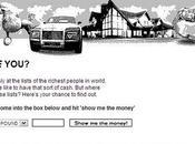 nivel riqueza entre 7000000000 habitantes planeta