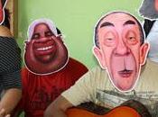 Máscaras criollas: Cavero, Avilés, Bartola Lucila Campos