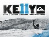 Kelly Slater Campeón Mundo 2011