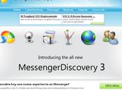 Messenger Discovery Paquete herramientas podrás personalizar