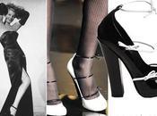 Moda retro: Zapatos pulserita estilo Gilda Parte