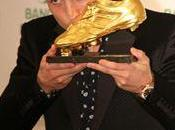 Cristiano Ronaldo recibe Bota Oro' como máximo goleador europeo