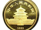 Panda Oro, moneda puramente China