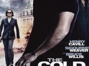 Primer póster cinta Bruce Willis rodado España