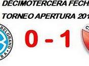 Belgrano:0 Colón:1 (Fecha 13°)