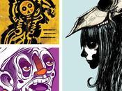 Muertos. Expo colectiva Mexicanos viventes