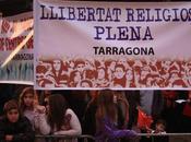 Barcelona: concentración histórica 'libertad religiosa plena'