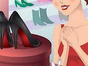 Divorciado pares zapatos
