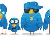 Nueve profesiones pueden impulsadas Twitter
