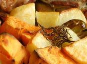 Panceta braseada batatas
