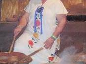 Maru Toledo, chef prehispánica