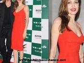 """Angelina Jolie Brad Pitt estreno Japón """"Moneyball"""""""