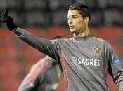 Cristiano Ronaldo peineta peineta.