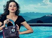 Marion Cotillard, musa Dior