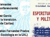 Presentación #LibroEspiritualidadyPolitica Universidad Almería