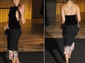 Jessica Alba madrina inaguración Hotel Armani Milán.Armani Milano Opening