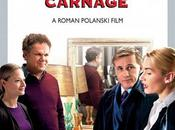 Pósters 'Carnage' ('Un dios salvaje'), Jodie Foster Kate Winslet