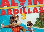 Nuevo tráiler cartel definitivo 'Alvin ardillas