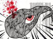Estrambóticas ilustraciones Moby Dick