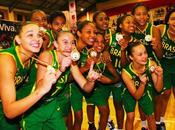 Brasil campeón femenino