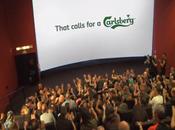 última campaña viral Carlsberg: Moteros cinéfilos
