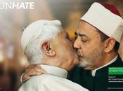 Benetton retira anuncio Papa besando imán egipcio