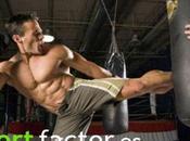 Ejercicios pesas rusas para artes marciales