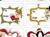 Tarjetas Navidad para imprimir