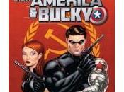 Primer vistazo Captain America Bucky
