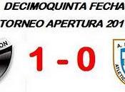 Colón:1 Atlético Rafaela:0 (Fecha 15°)