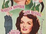 Caballeros prefieren rubias, ('Gentlemen Prefer Blondes', EEUU., 1953)