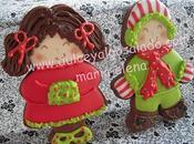 Galletas decoradas...preparados para frio