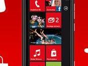 Nokia Lumia primicia Vodafone