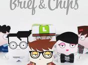 Brief Chips espacio para creatividad