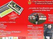 C.d. ourense organiza unas jornadas tecnificación para porteros fútbol