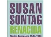 Renacida Susan Sontag (Primera parte libro)