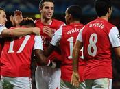Arsenal continúa racha victorias