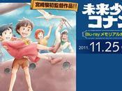 'Conan, niño futuro' Miyazaki, venta Blu-ray para Japón desde