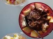 Fruta fryst Pedro Ximénez