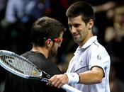 World Tour Finals: Tipsarevic triunfo ante Djokovic