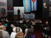Solidaridad argentina Cuba
